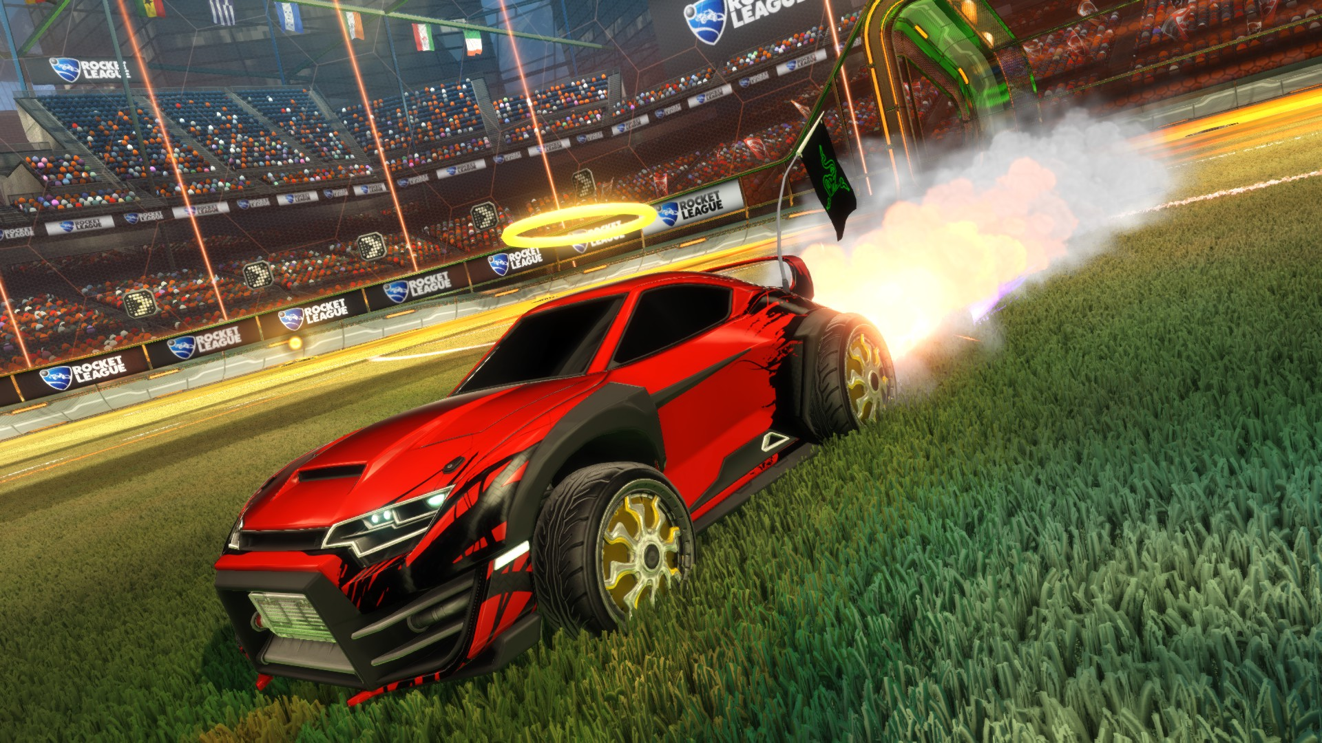 Rocket League - Post Your Cars Here! | Razer Insider | Forum