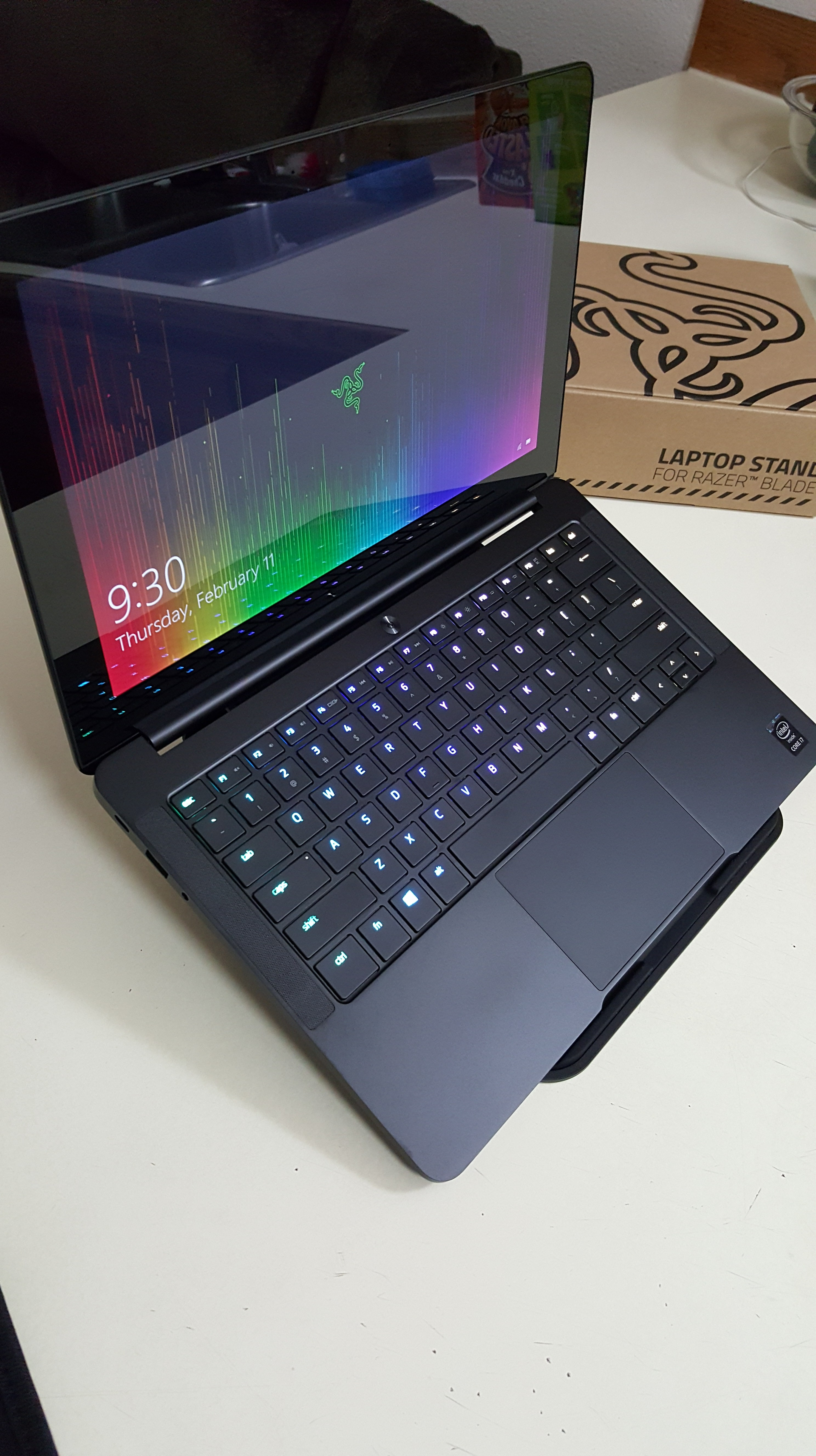 New Laptop Stand For Razer Blade Stealth Page 2